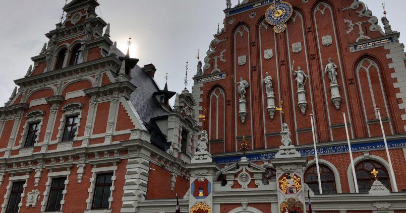 Sorthovedernes Hus Riga