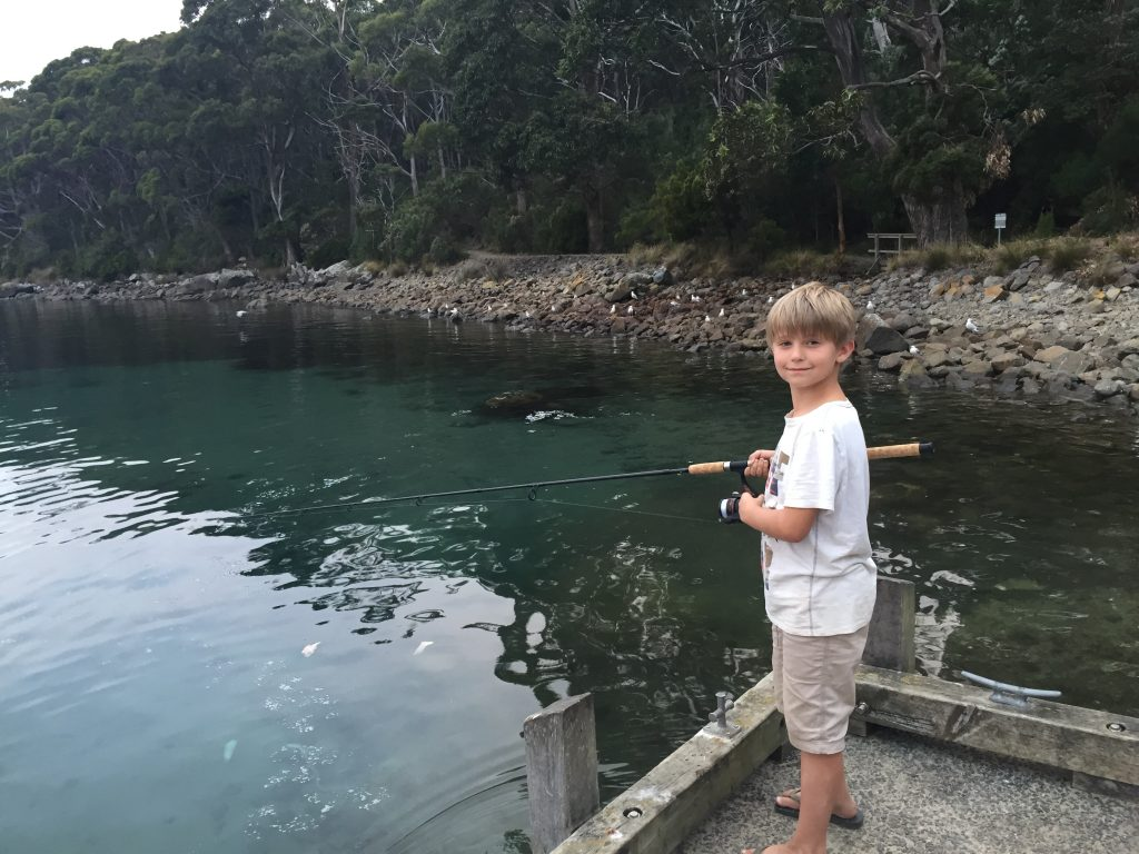 Mikkel fisker