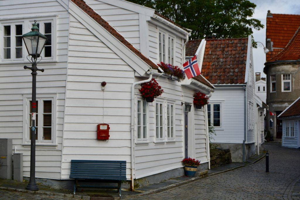 Stavanger gamle by