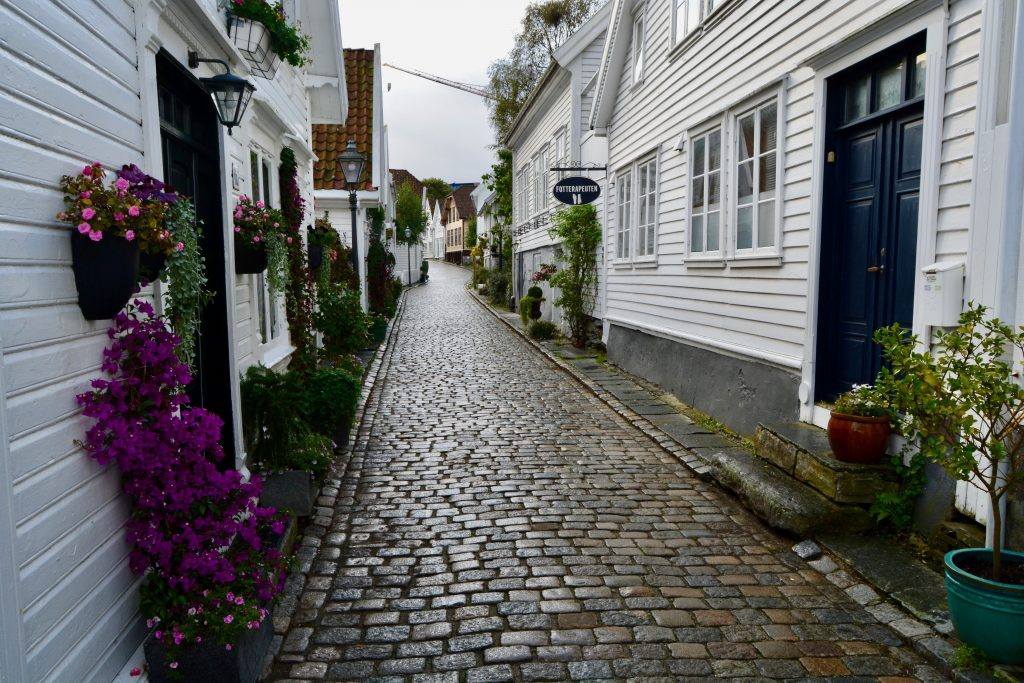 Gamle by Stavanger