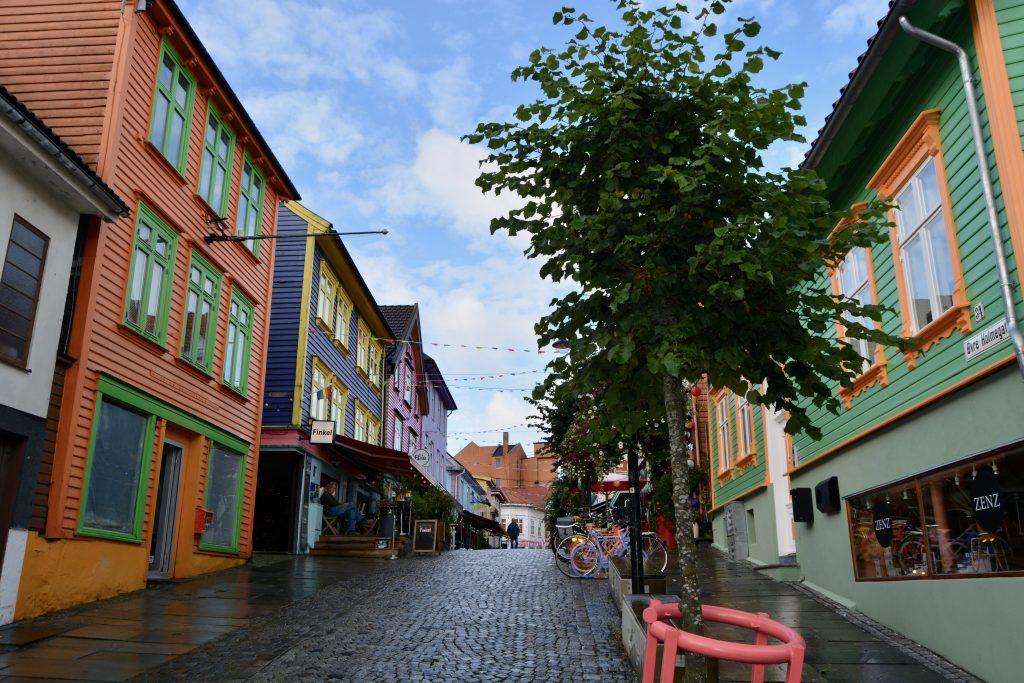 Gågade i Stavanger