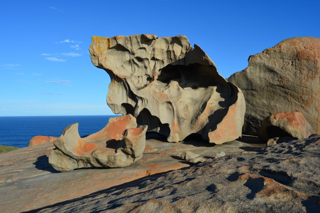 sjove formationer Remarkable Rocks