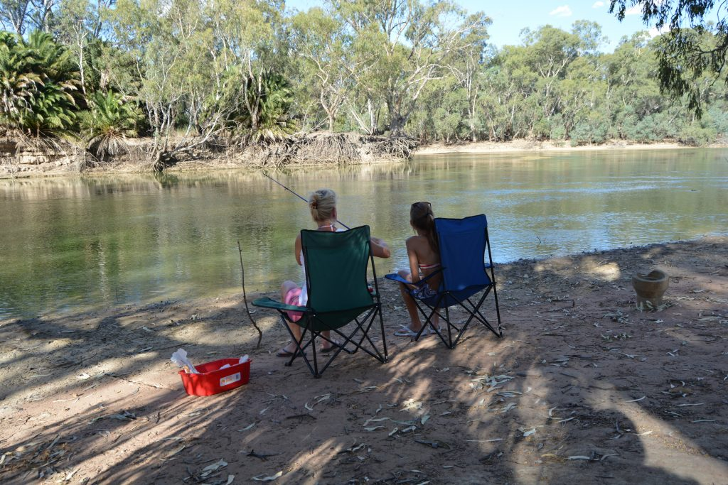 fishing murray river swan hill