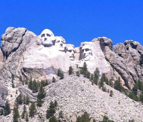 Mount Rushmore N M